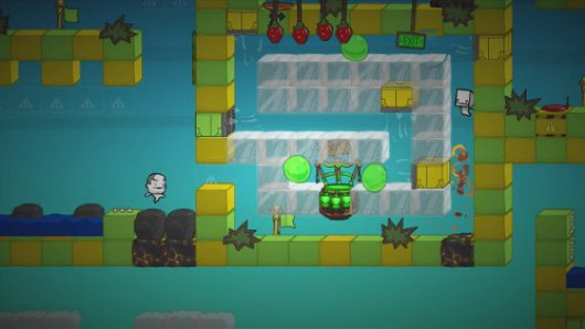 Battleblock Theater lets loose a new prisoner for two weeks Toast