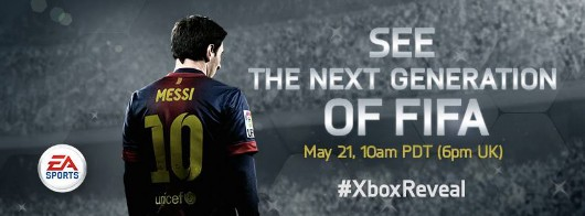 FIFA gets fired up not fried up for Xbox reveal tomorrow
