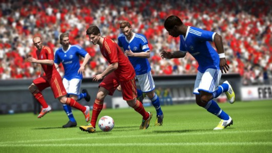 FIFA 13 sells 145 million through 2013, net revenue up from FIFA 12