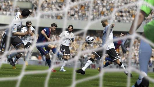FIFA 14 doesn't use Ignite on PC Ignire trailer used prerendered graphics