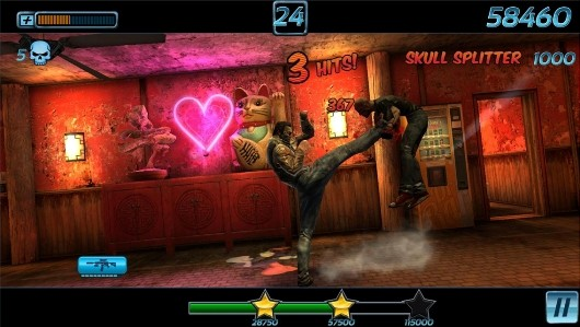 Ninja Theory tagteams with Chillingo on iOS, Android brawler Fightback