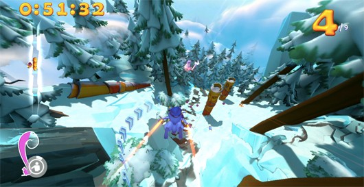 Rumor Freefall Racers, Kinect racer for XBLA, being published by Deep Silver