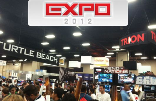 gamestopexpo2012 GameStop Expo 2013 in Las Vegas Wed. 8/28