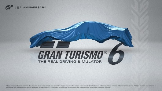 Sony explains why Gran Turismo 6 is launching on PS3, not PS4