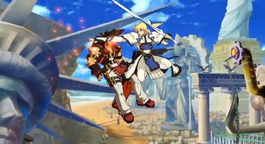 Arc System Works announces Guilty Gear Xrd