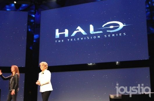Microsoft working on Halo live action television series