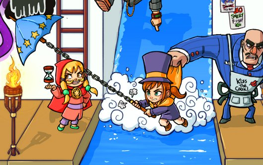 A Hat in Time winds up on Kickstarter, wakes memories of games gone by