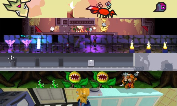 Indie platform confessional Steam, Humble Store, Apple, Android