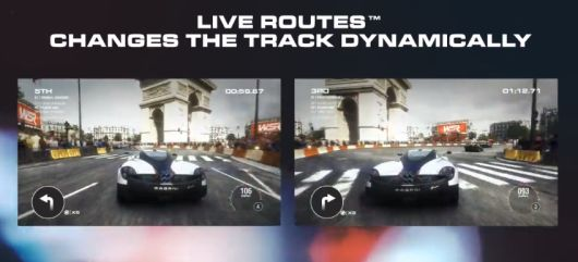 Grid 2's 'Live Routes' has more forks than a picnic