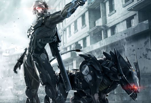 Metal Gear Rising Revengeance Ultimate Edition now on PSN