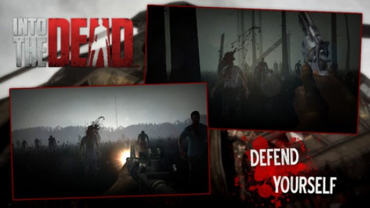 Into the Dead, endless zombie shooter for mobile, gets 10 million hits