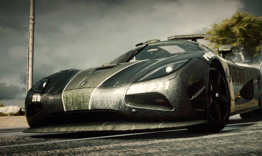 Need for Speed Rivals coming to PC, will look 'easily as good' as nextgen versions