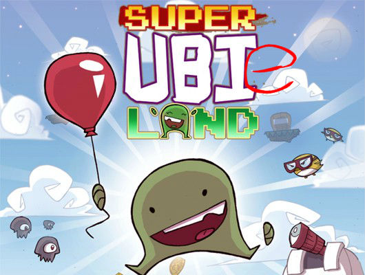 Super Ubi Land becomes Super Ubie Land