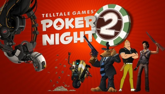 Poker Night 2 deals in iOS tomorrow