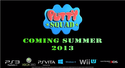 Putty Squad bounces onto pretty much everything this summer