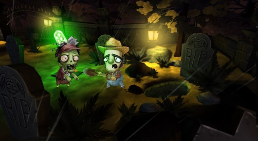 Ray's the Dead heading to Vita with Cross-Buy support