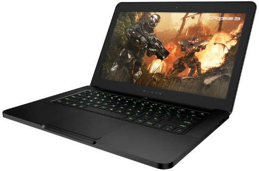 Razer's line or 2013 Blade laptops include 14' model, upgraded internals