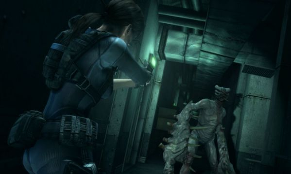 Resident Evil Revelations review Any port in a storm