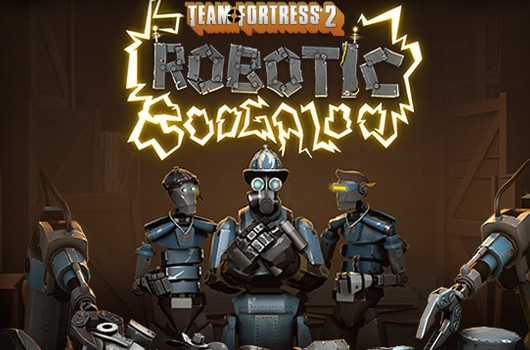 First Team Fortress 2 communitycreated update, Robotic Boogaloo, now live