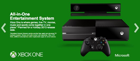Xbox One preorders already happening at Amazon, M$   and GAME