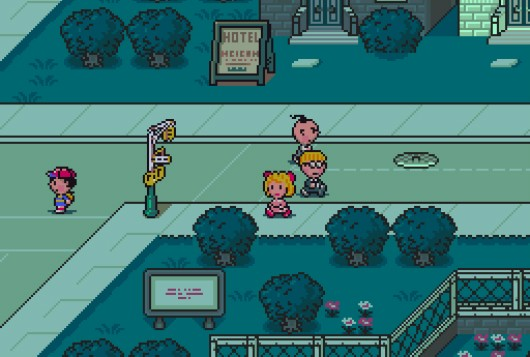 Earthbound rated for OFLC in Australia