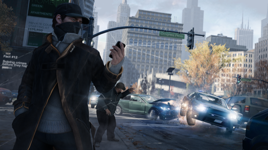 Watch Dogs getting hacking feedback from security firm Kaspersky Lab