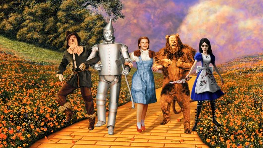 American McGee's Spicy Horse is working on 'that Oz title'