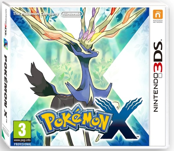 Pokemon XY gameplay trailer takes a tour of Lumiose City update screens, box art