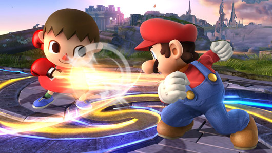 Nintendo developer video showcases Super Smash Bros Wii U and 3DS differences