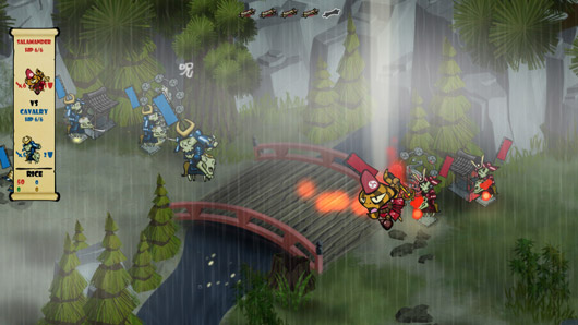 Skulls of the Shogun headed to Steam