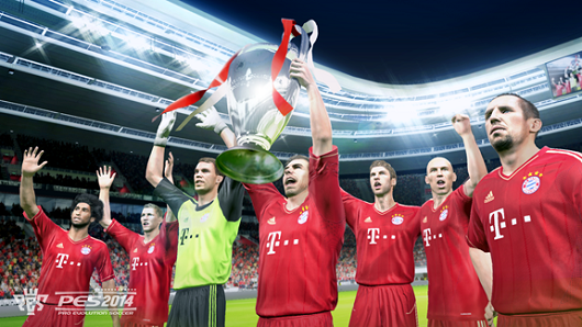 PES 2014 recruits Fox Engine, takes the pitch on Xbox 360, PS3, PSP, PC this year