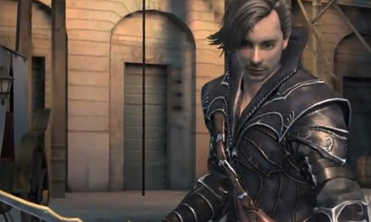 Square Enix dons its Bloodmasque on iOS this summer