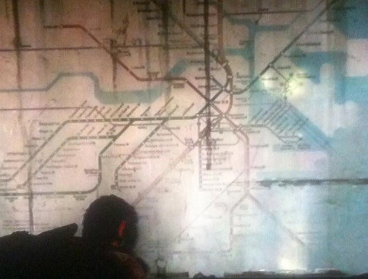 Unauthorized subway map in The Last of Us prompts artist outrage, developer apology
