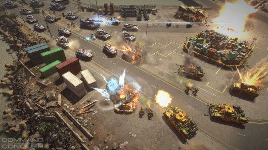Command & Conquer being developed 'as a live service'