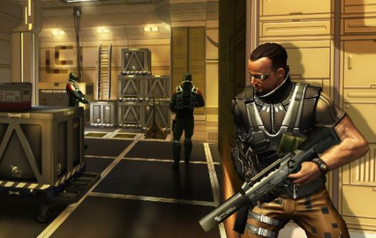 Deus Ex The Fall is Cyber Renaissance fare for touchscreens