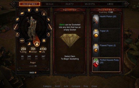 diablo 3 account