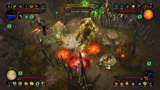 Diablo 3 for consoles different, but still Diablo