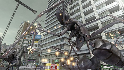 Earth Defense Force 2025 adds yet another cheesy chapter to D3's longrunning series