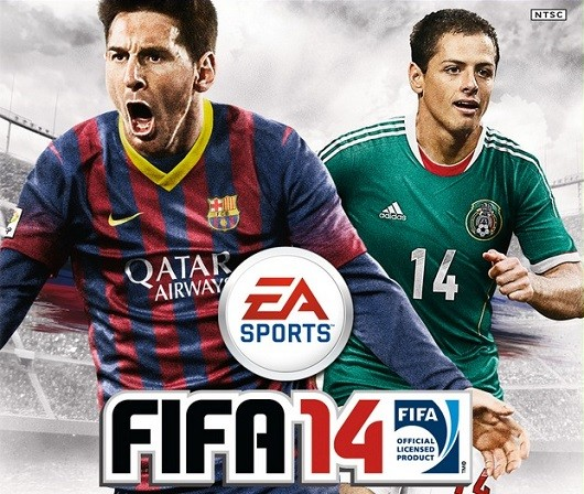 FIFA 14 to feature Messi and Chicharito on North American cover