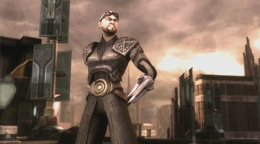 Zod revealed as next Injustice DLC character on Conan