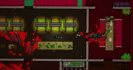 Hotline Miami 2 Wrong Number unmasked at E3 Blood, drugs, feelings