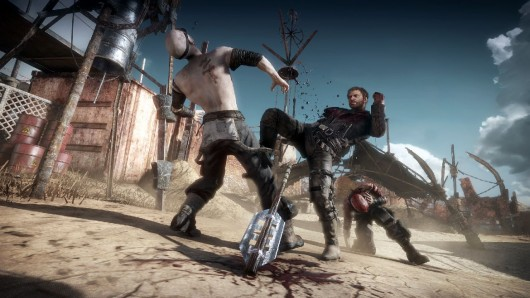 Avalanche's Mad Max game is not THAT Mad Max game, apparently