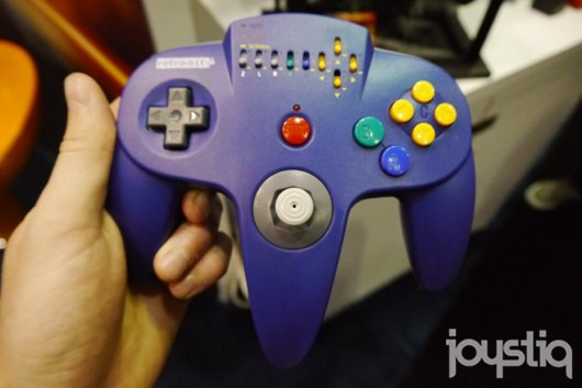 RetroBit's wireless N64 controllers are just smashing