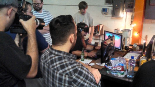 Made in Phoenix indie game night was a cool blast in a hot warehouse