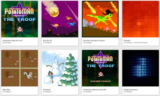 Pixeljam Octology bundle is eight games for whatever amount you want