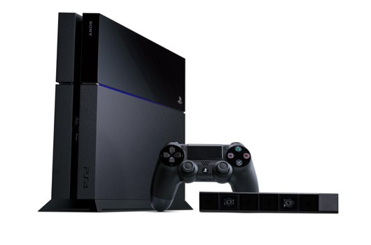 Aspetto Playstation 4