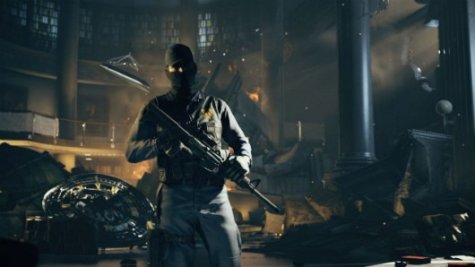 Quantum Break to ship with its companion liveaction series