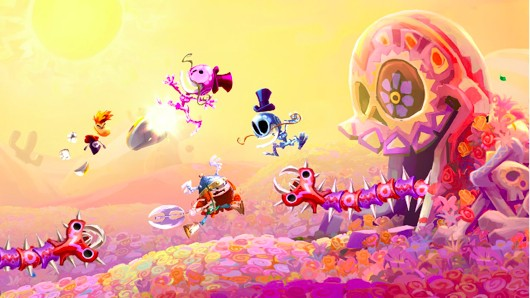 Ubisoft admits Wii U sales drove Rayman Legends delay