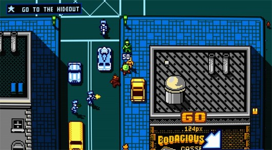 Retro City Rampage adds mod support, 'Retro' enhanced graphics