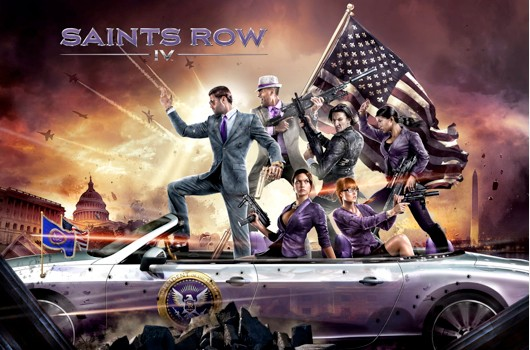 Saints Row 4 demo